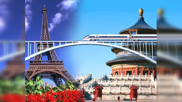 Ferrocarriles rusos, puente entre Europa y Asia