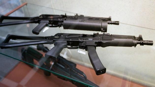 Kaláshnikov amplía su catálogo de exportación con tres nuevas armas