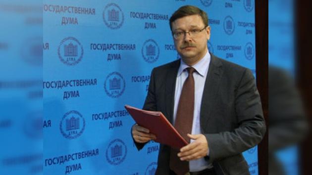 La Duma rusa también expresará sus correcciones al texto del START