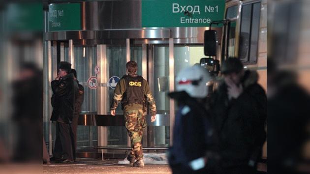 La Justicia rusa ordena el arresto de implicados en el atentado de Domodédovo
