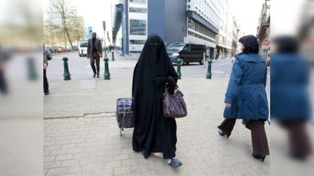 Bélgica en rumbo a prohibir por ley el burka y el nicab