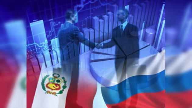 Rusia y Perú se reúnen para cimentar cooperación