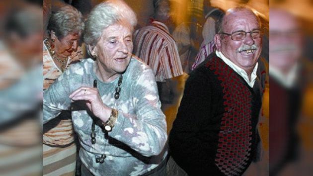 En España 60% de la tercera edad se mantiene activo y sano
