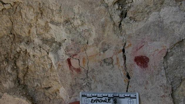 Pinturas insólitas mayas halladas en Belice se encuentran amenazadas