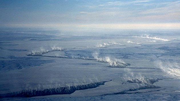 Rusia desarrolla un 'super dron' para la investigación del Ártico