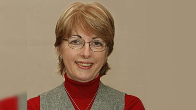 Una profesora rusa condecorada con dos órdenes reales en España