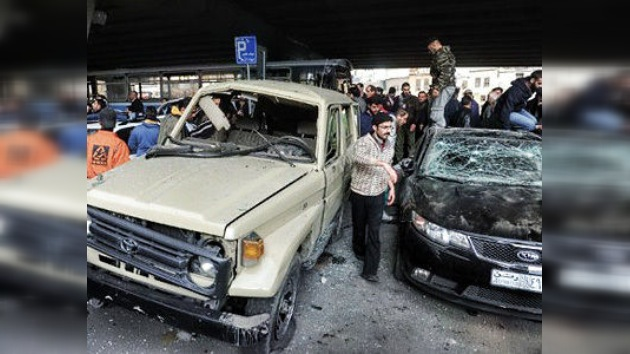 Atentado en Damasco: ¿Se radicaliza la oposición siria?