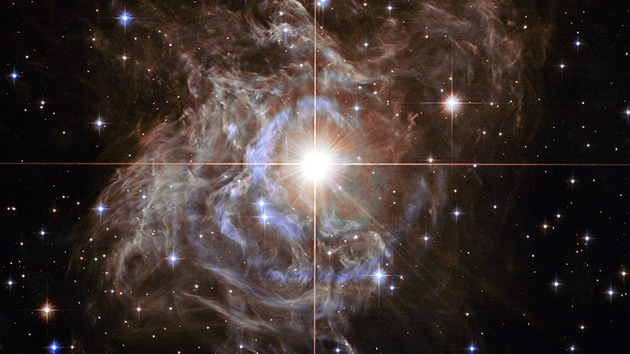 Video: El telescopio Hubble ve 'ecos de luz'