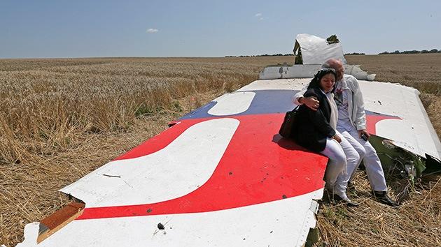 La ONU: El derribo del avión malayo en Ucrania podría ser un crimen de guerra