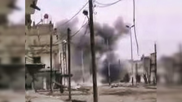 Un coche bomba sacude Siria, mientras el Gobierno neutraliza grupos armados