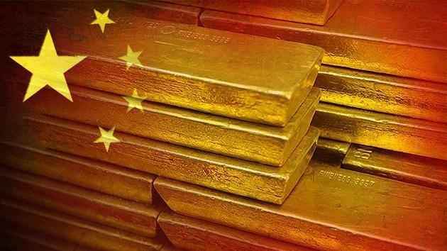 ¿Las enormes reservas de oro de China significan la bancarrota de Occidente?