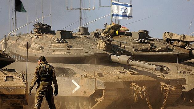 Israel abre fuego hacia el sur de Líbano