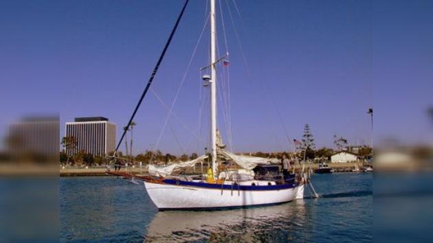 Un yate con dos rusos a bordo desaparece en el océano Pacífico