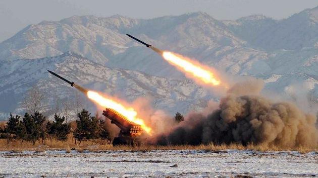 Fotos: Satélites registran evidencias de pruebas de cohetes en Corea del Norte