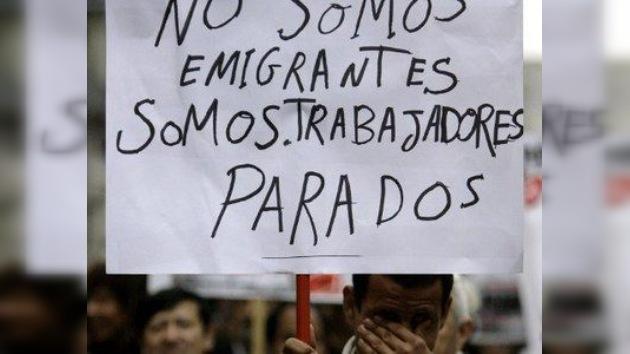 España parada: el desempleo alcanza un nuevo récord