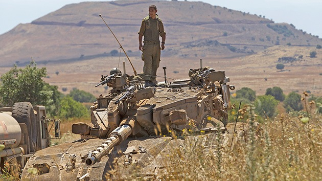 Israel despliega sus tropas en la franja de Gaza en medio de una escalada de tensión