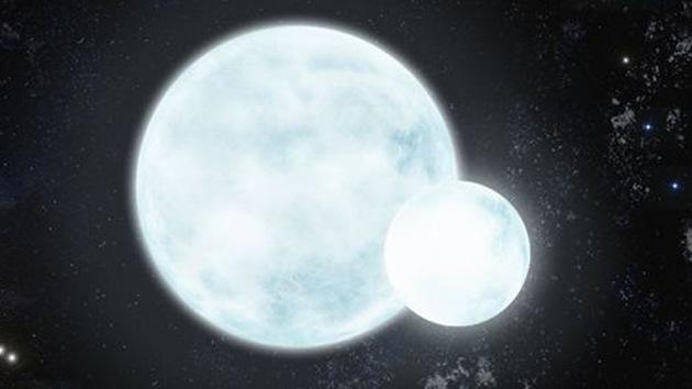 Resultado de imagen de imagen de una estrella de tipo b