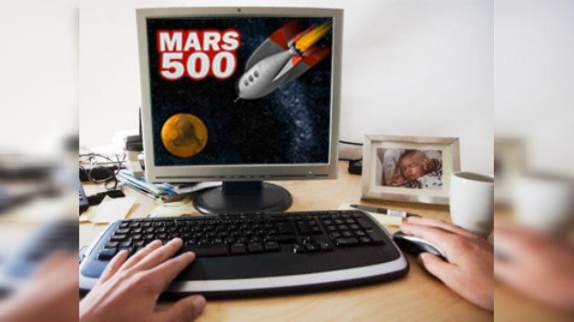 Participa en 'Mars-500', el 'Gran Hermano' para astronautas