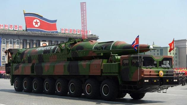 """El próximo ensayo nuclear de Corea del Norte va """"dirigido contra EE.UU."""""""
