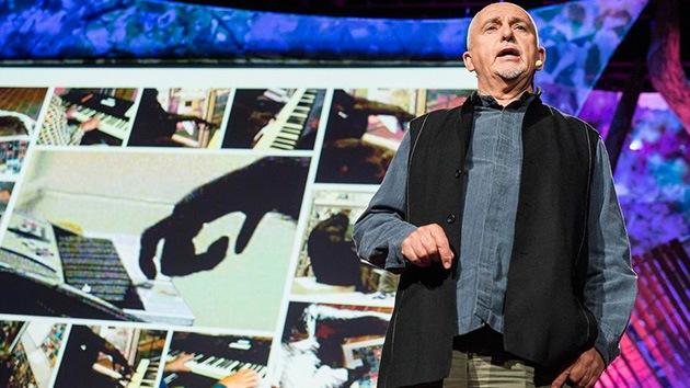 Peter Gabriel lanza Internet para los animales
