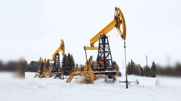 Rusia establece un récord de extracción de petróleo