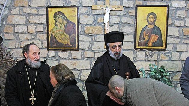 'Martirio' cristiano en Siria