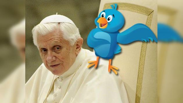 El Papa Benedicto XVI impartirá doctrina desde Twitter
