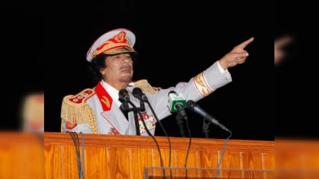 """La familia de Gaddafi demandará a la OTAN por """"crímenes de guerra"""""""