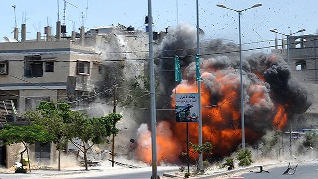 Rusia participará en la reconstrucción de Gaza