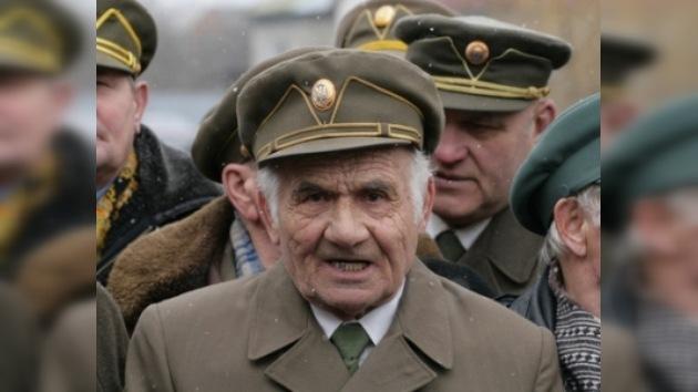 Dos nacionalistas ucranianos, nombrados ciudadanos honorarios de Lviv