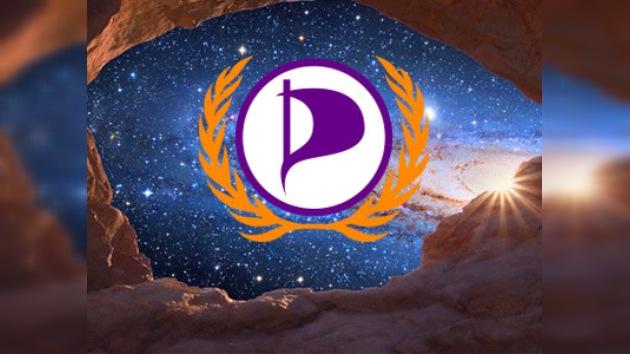 Servidores informáticos en el espacio para evitar los derechos de autor