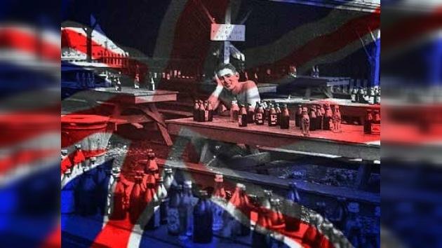 Alcoholismo, principal problema de los soldados británicos
