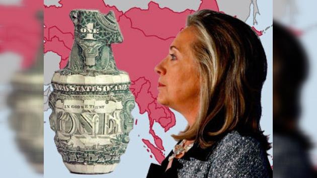 EE. UU. busca su horizonte en Asia mientras rema en la crisis