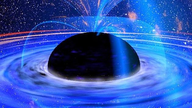 Una vez cada 10.000 años: agujeros negros supermasivos absorben tres estrellas