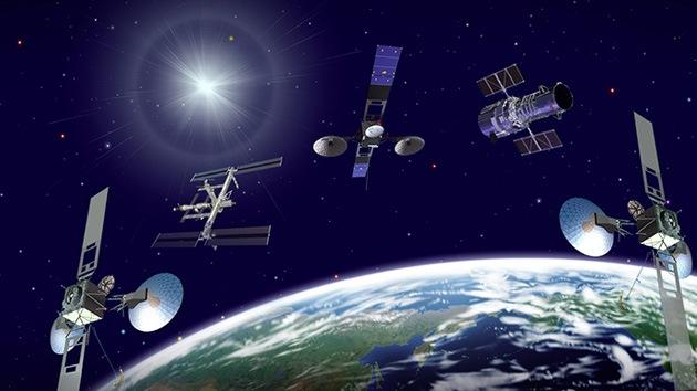 Un 'ejército' de satélites-policía vigilará la órbita baja de la Tierra