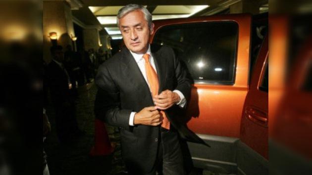Otto Pérez: ¿futuro presidente de Guatemala o criminal de guerra?
