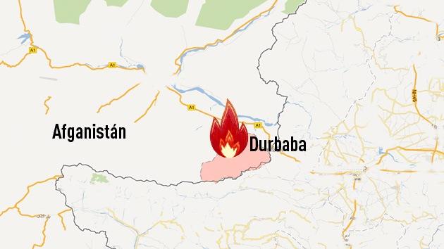 Atentado  en Afganistán deja al menos 25 muertos
