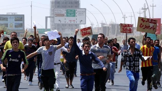 La amenaza del Estado Islámico se cierne sobre una minoría religiosa en Irak