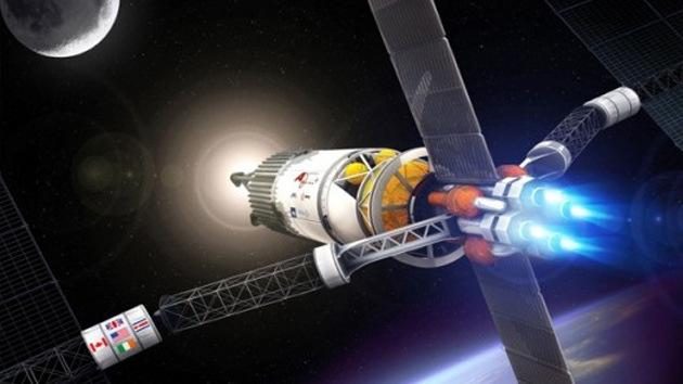 Las naves espaciales eléctricas serán clave en la misión a Marte