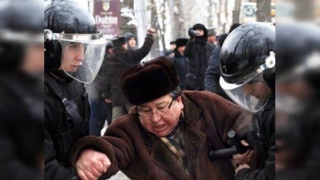 Video: Nueva jornada de protestas sacude Kazajistán