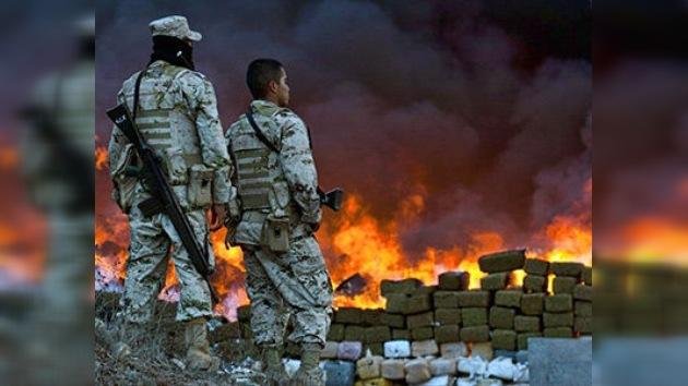 Obama recorta ayuda militar y contra el narcotráfico en Latinoamérica