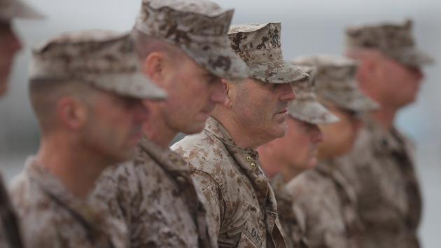 Infantes de Marina de EE.UU., en alerta por la crisis en Egipto