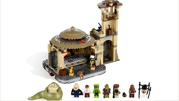 Piden prohibir una maqueta Lego de 'Star Wars' que 'ofende' al islam