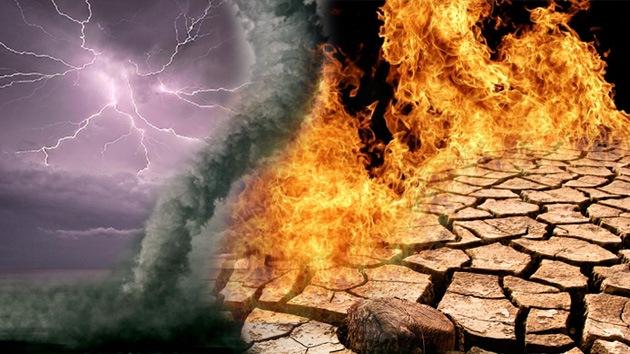 Desastres naturales  Temas de RT
