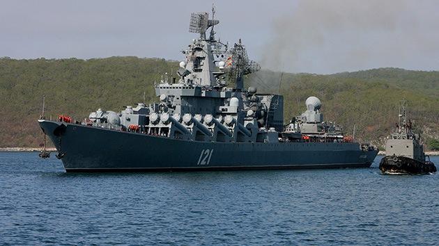 Los buques rusos en el Mediterráneo aumentarán hasta 10