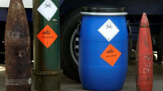 Alemania habría suministrado materiales para la producción del gas sarín en Siria