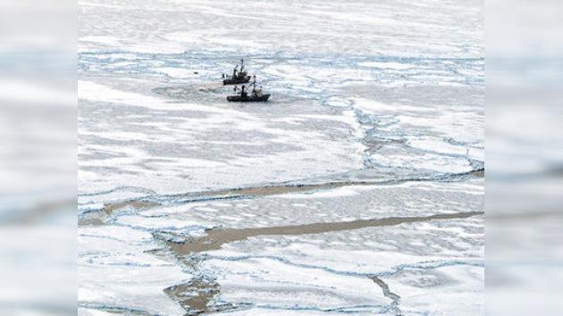 Desapareció un barco de pesca en el mar de Ojotsk