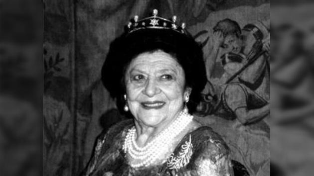 Fallece en Madrid la madre de la actual cabeza de la Dinastía Románov