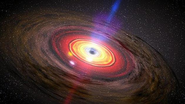 Video: ¿Cómo se crea un agujero negro?