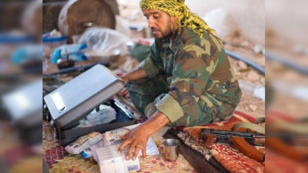 Libia: destruir y reconstruir en el mismo plan de negocio